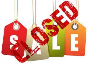 sale-closed